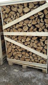 Oak Cleaved Firewood (Naturally Dried), 30 truckload/month