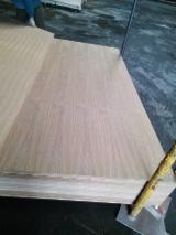 Natural Wood Veneer Faced MDF Panels, 2-18 mm