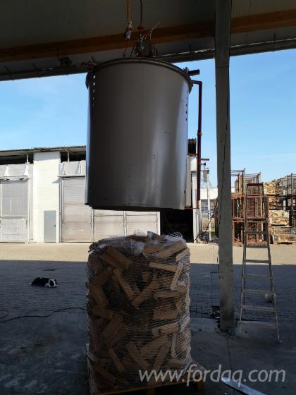 Dry/Fresh Beech Cleaved Firewood, 1.7 SRM