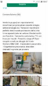 Machines À Bois - Vend Unité D'Empaquetage Omec Neuf Albanie