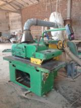 TORWEGGE Woodworking Machinery - Used Torwegge Multi-Saws Machine, 1979