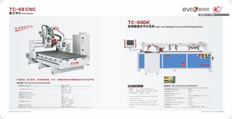 Vend-Perceuse-Automatique-Evok-TC-60DK-Neuf