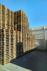 Pallets, Packaging And Packaging Timber - Euro Pallets 144 x 800 x 1200 mm