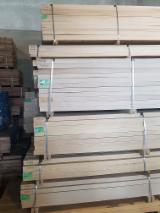 FSC White Ash Planks, KD, 2.10+ m