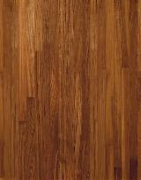 Teak Solid Wood Panel (FJ), A/B, 16-60 mm