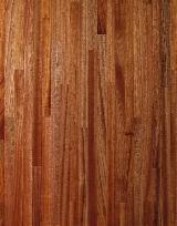 Panele Z Litego Drewna, Sapelli