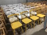 Acacia/Rubberwood Kitchen Chairs - Vietnam Furniture