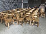 Acacia/Rubberwood Garden Chairs (Vietnam)