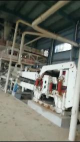 Used MDF Production Line (12 Layers + 2 Sides Pressure), 2013