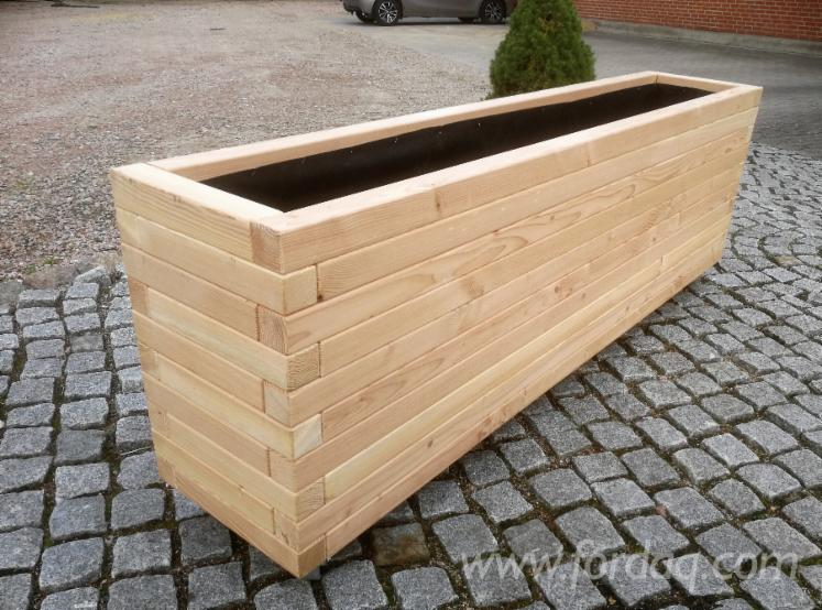 Douglas Fir/Larch Plant Boxes (Garden Bed)