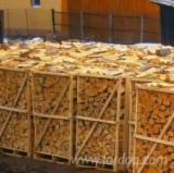 KD Black Alder Firewood Cleaved, 25-50 cm