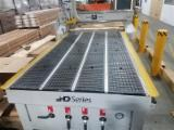 Woodworking Machinery - Used Techno Isel HD 4896 CNC Routing Machine, 2014