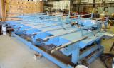 Woodworking Machinery - Used Woodstorm LR-500 Moulder - Feed Through