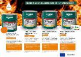 null - Venta Agentes De Protección Contra Incendios Cedria Vernis Intumescent Bicomposants B-19