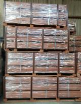 FSC Mukulungu Planks, KD, 25x145 mm