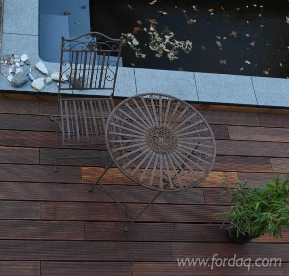 Tropical Bamboo Exterior Decking, 2200x140x20 mm