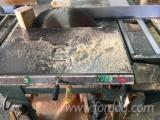 Find best timber supplies on Fordaq - ANGOMAC SRL - Used Ernex AS2003 Circular Resaw (Cross Cutting) - 1998