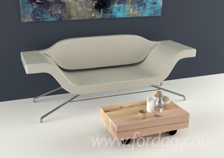 Vend Table D'Appoint Design Feuillus Européens Hêtre