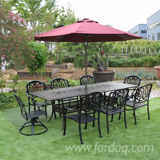 Outdoor-Cast-Aluminium-Furniture