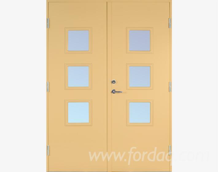 HDF Doors (Paint Finish), FSC, 900-1500 mm
