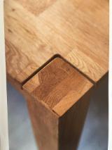 Avrupa Sert Ağaç, Solid Wood, Meşe