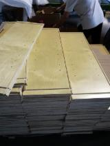 Plywood Cabinet End Panels - Shelves/Parts