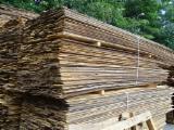 Finden Sie Holzlieferanten auf Fordaq - Antikholz - Lamellen, Rückseite, Altholz, Antikholz, 8-15 mm, Kiefer/Fichte
