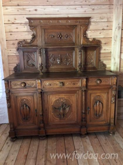 We Sell Hand Carved Epoch Sideboard