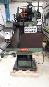 Vollmer Woodworking Machinery - Used Vollmer Widma AS 800 Sharpening Machine, 1983