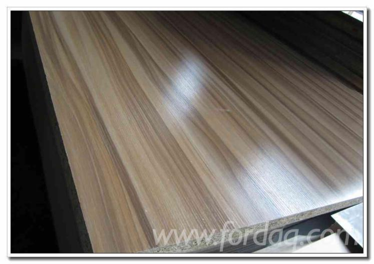 12; 16; 18 mm Various Color Melamine Particle Board with E2 Glue for Decoration