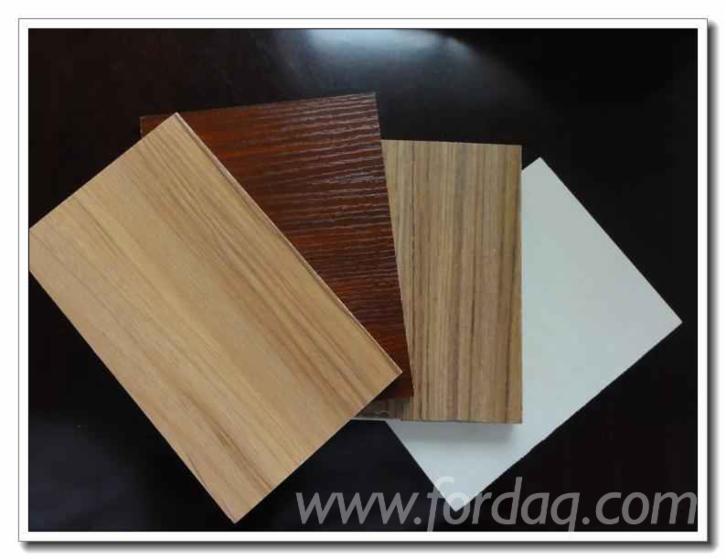 MDF Panels, Furniture Grade, 2-25 mm