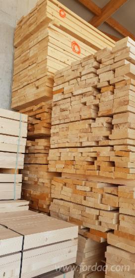 Spruce Packaging Lumber, 46 x 100-160 x 4000 mm