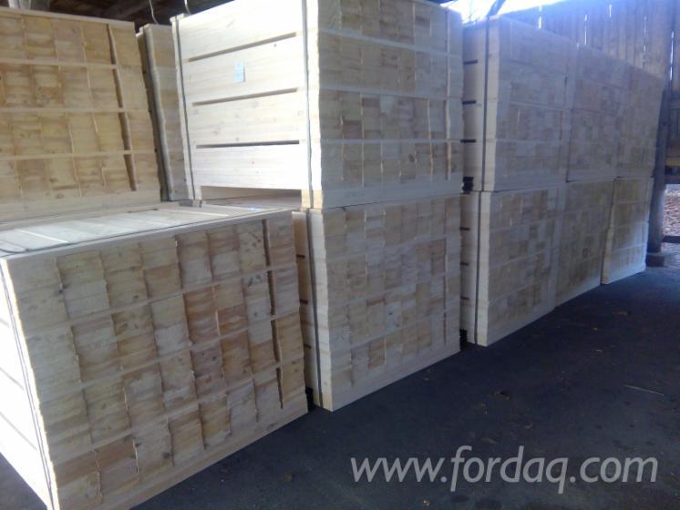 Selling Pine/Spruce Packaging Lumber, 20-22 mm