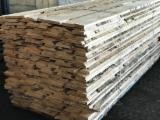 Birch Unedged Lumber, 25 mm Thick
