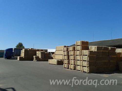 Belki Konstrukcyjne Okrągłe, Sosna Zwyczajna - Redwood, FSC