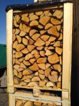 Alder/Birch/Aspen Firewood (Cleaved), 25-50 cm Long