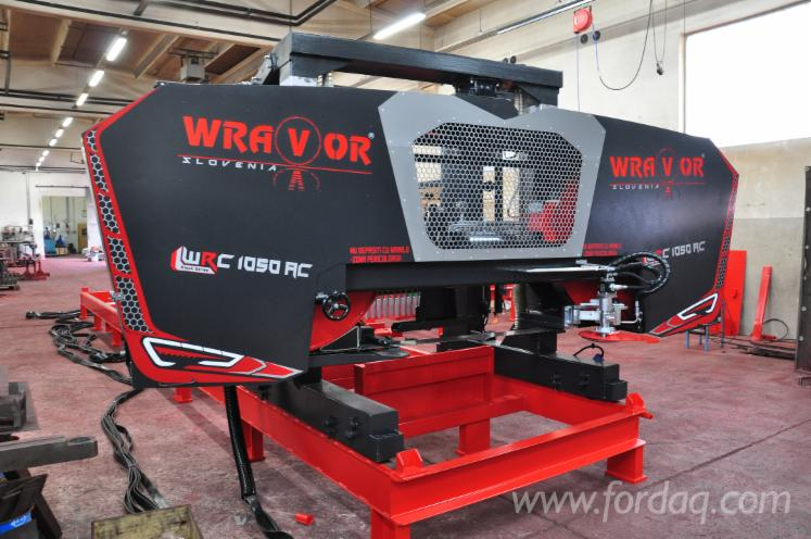 Used Wravor WRC 1050 AC 2014 Band Resaws For Sale Slovenia