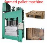 Wood Sawdust Compressed Pallet Making Line from China