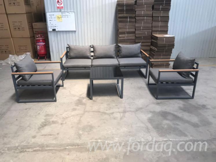 Aluminium-Outdoor-Sofa-For-Sale