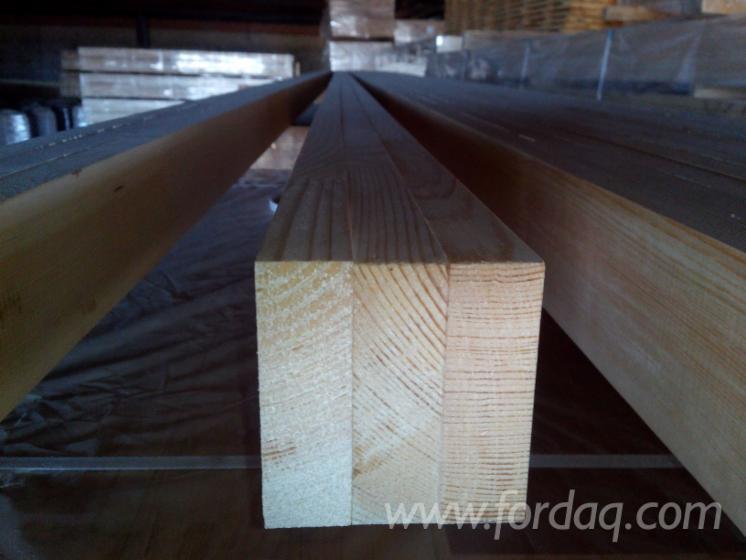 Pine Window Scantlings, 6000 mm