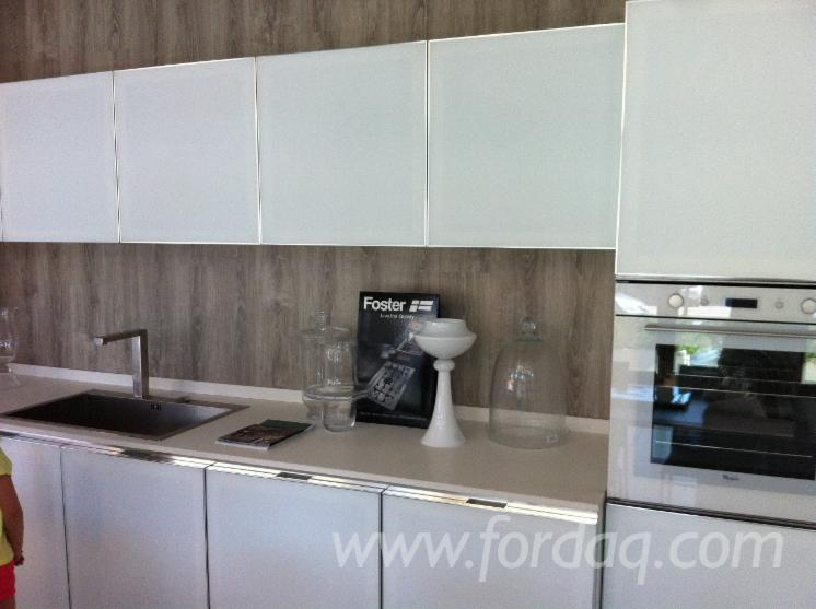 Subcontracting for Furniture Companies - MDF Kitchen Furniture