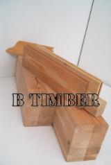 Larch Beams For Sale, 40+ mm Thick