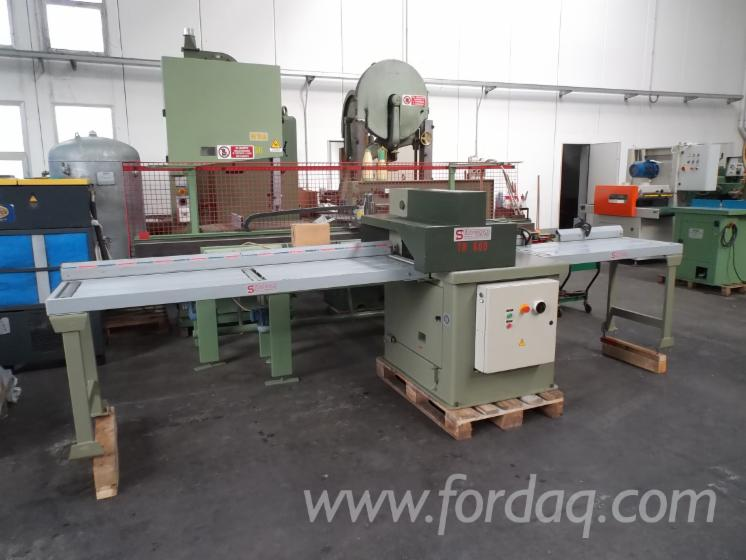Used-Stromab-TR-600-1996-Circular-Resaw-For-Sale