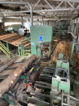 Woodworking Machinery - Used Primultini 1600 Sawmill, 1993