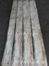 Indian Vintage Wood Veneer, Flat Cut, 0.5 mm