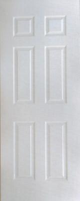 White Melamine Paper Faced MDF, 3-30 mm