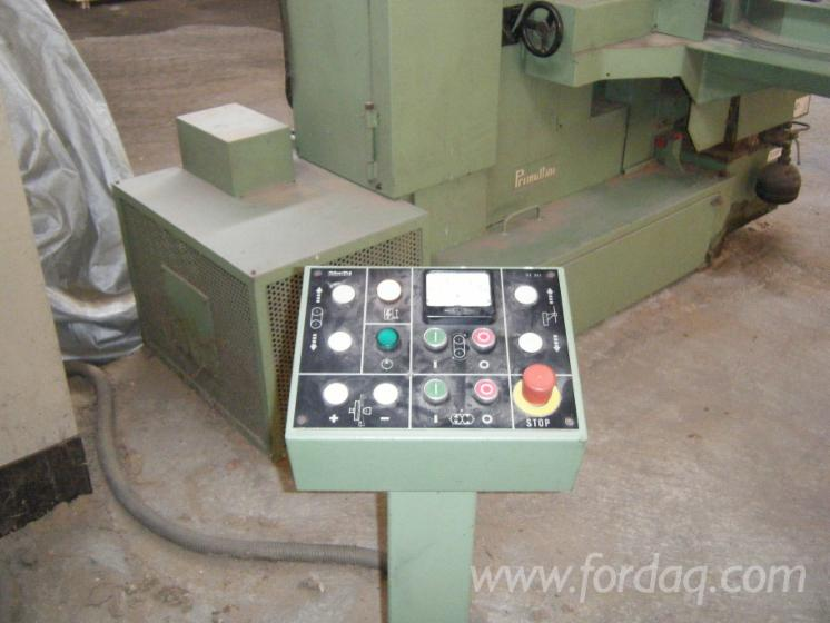 Used Primultini RDA 1000 1996 CE Band Resaws For Sale Italy
