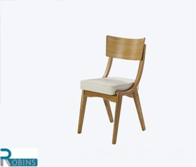 Contemporary Oak Dining Chairs