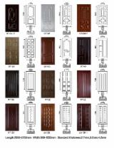 Different Color and Style Mould Door Skin