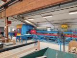 Hundegger Woodworking Machinery - Used Hundegger Speedcut SC1 CNC Automated Component, 2004
